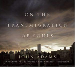 Portada del álbum de John Adams, ganador de tres premios Grammy y un Premio Pulitzer en 2003.