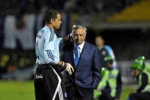 Óscar Córdoba y Luis Augusto García  no lograron clasificar a Millonarios