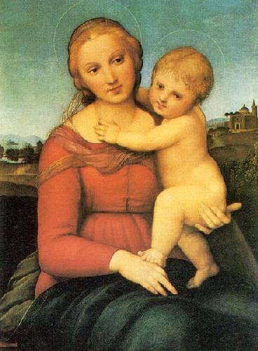 Madonna Rafael