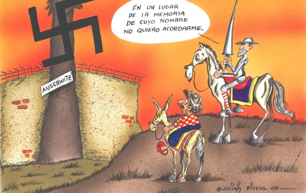 Quijote para colirio