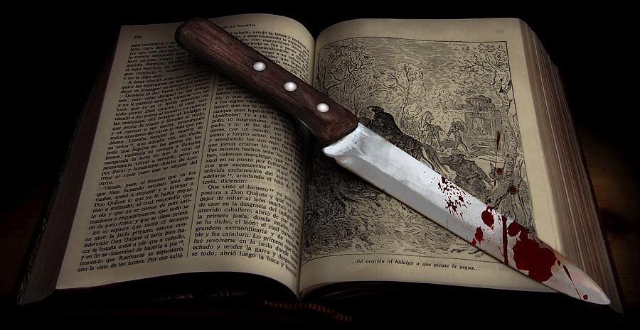 letra con sangre