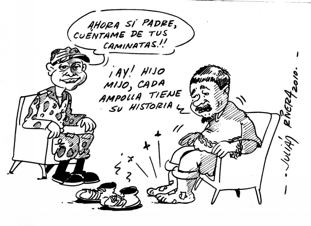 carica juev 1 de abril de 2010