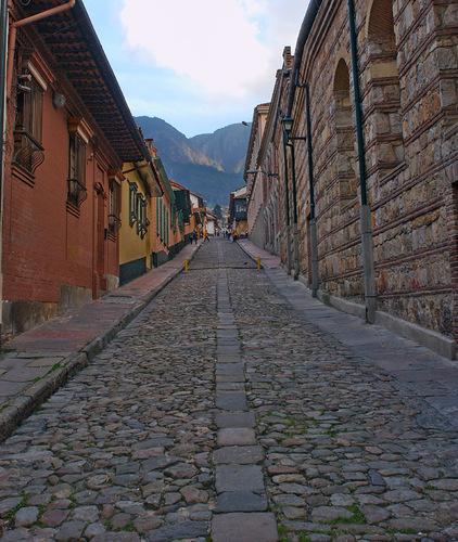 Bogotá vieja