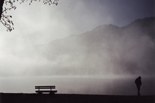 Loneliness, Flickr, Peter Heilmann