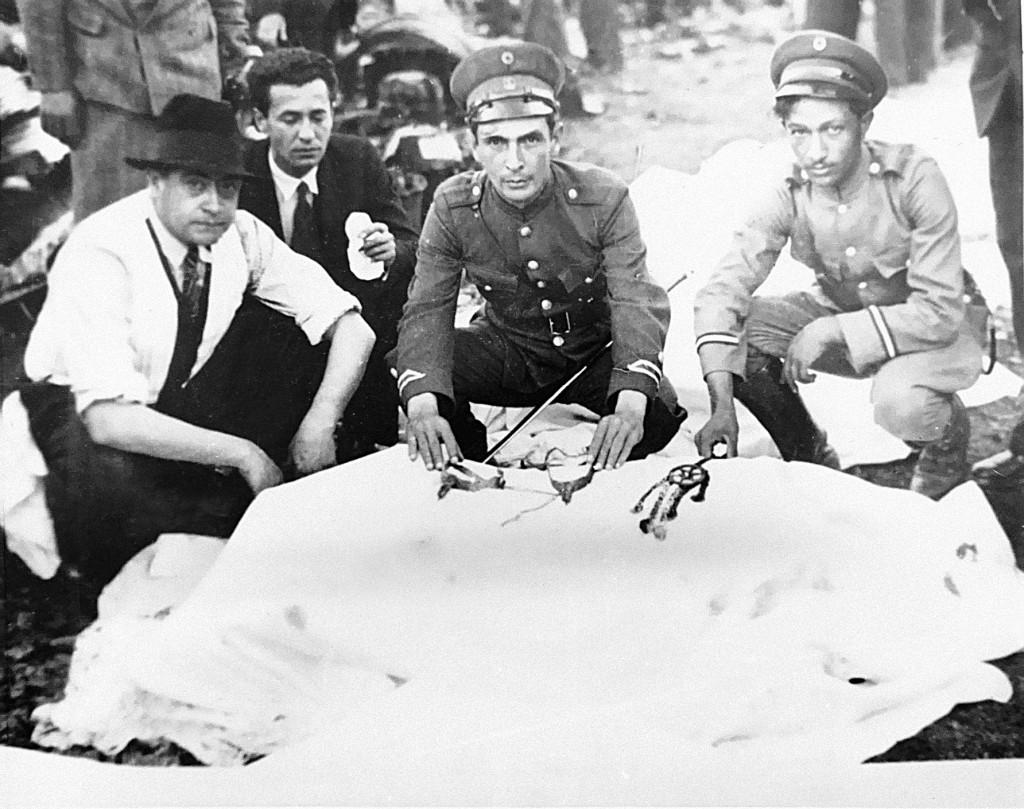 Accidente aéreo de Carlos Gardel