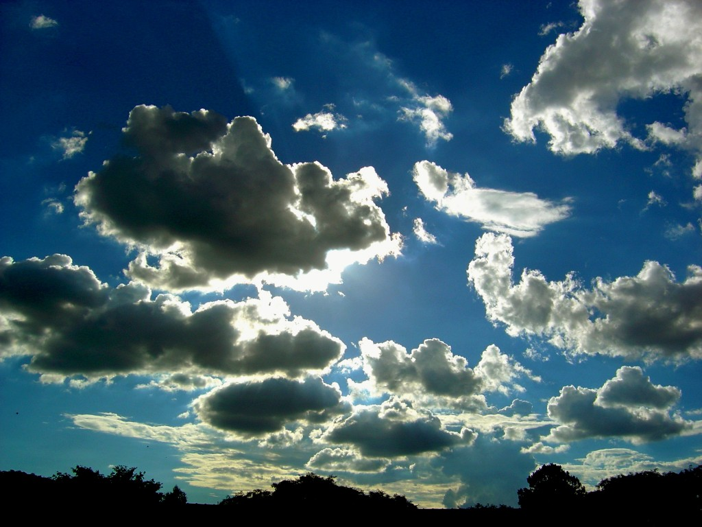 Sweet Home Under White Clouds, Flickr, tipiro