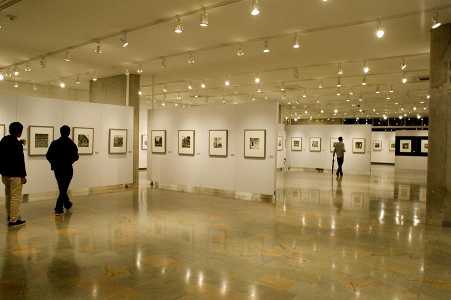 Exposición de fotografías de Juan Rulfo. Universidad de Los Andes. Fotografía: Joana Toro