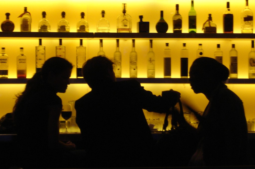 Bar Friends, Flickr, gleenharper