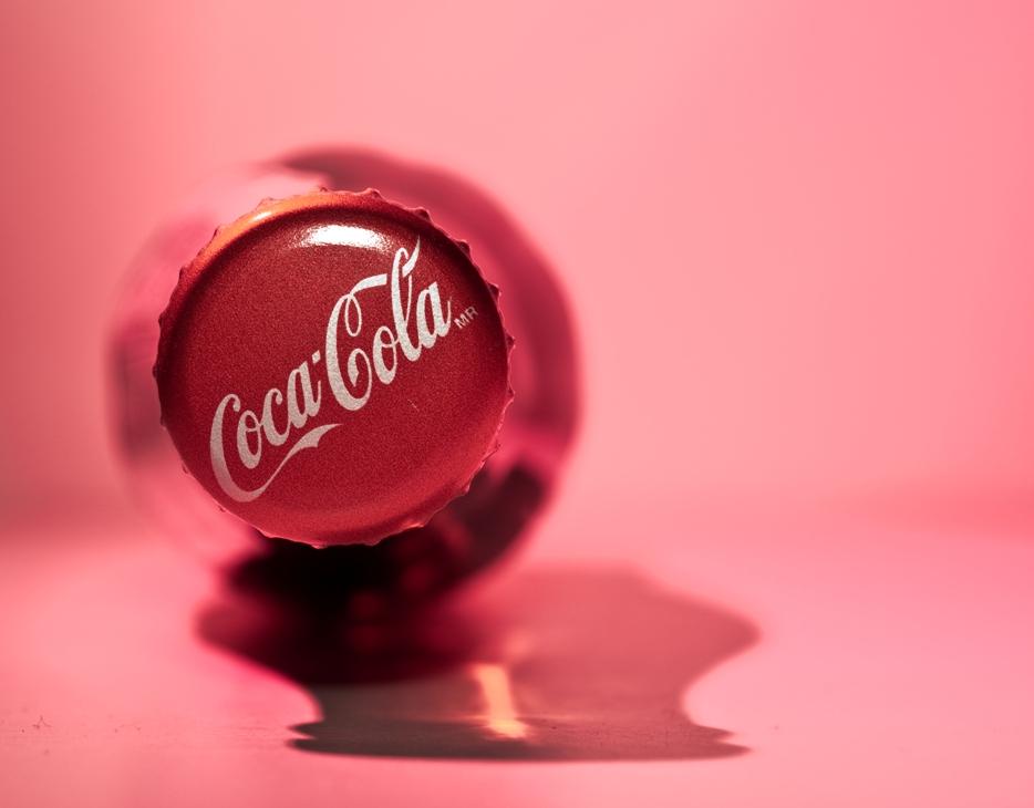 Coca Cola, Flickr, Omer Wazir