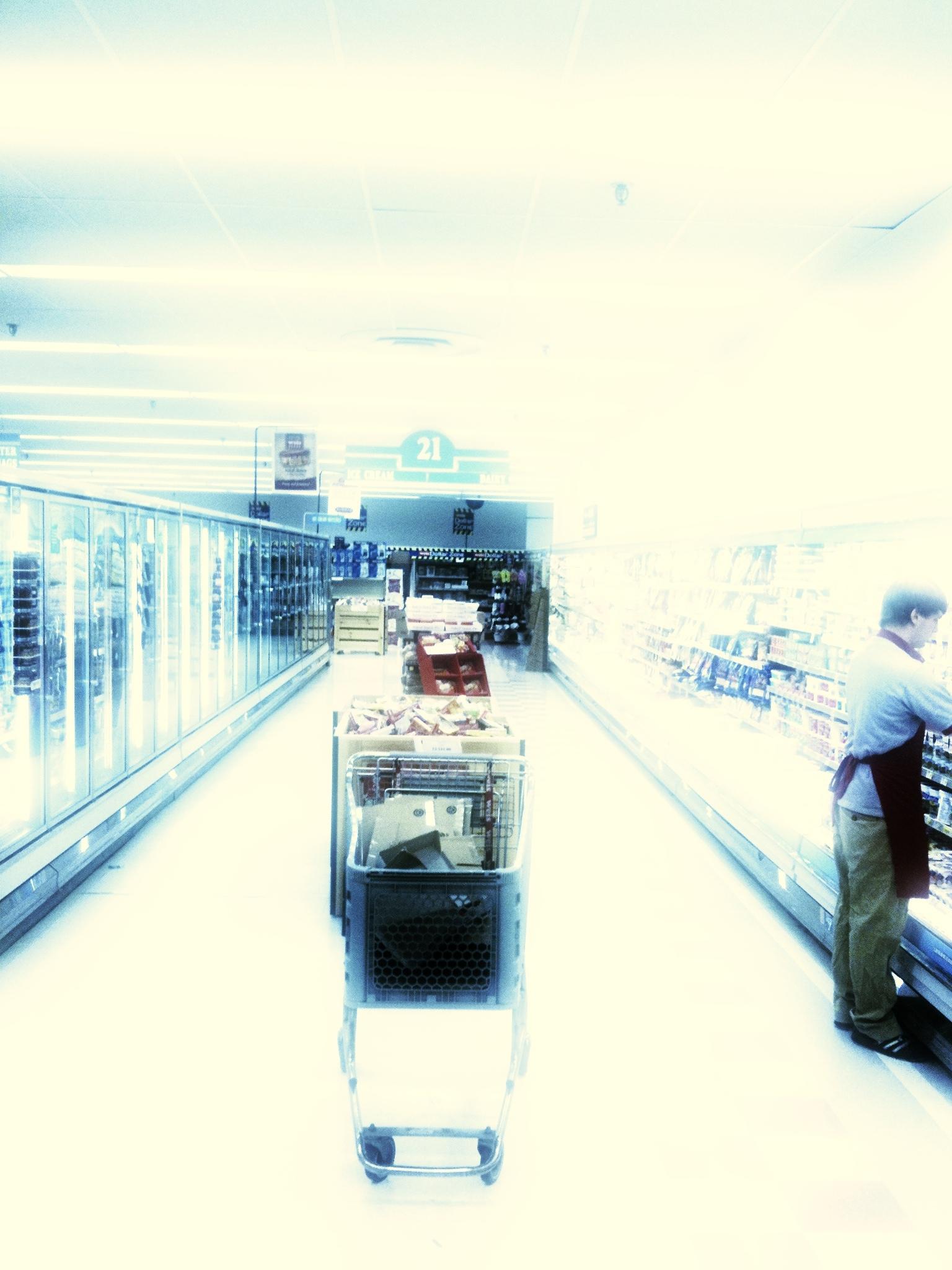 Supermarket, Flickr, Brad K