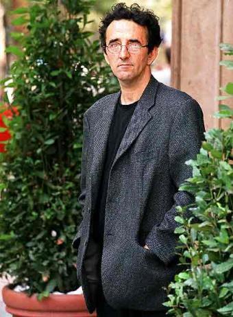 Roberto Bolaño. Imagen tomada de: nickgadd.files.wordpress.com
