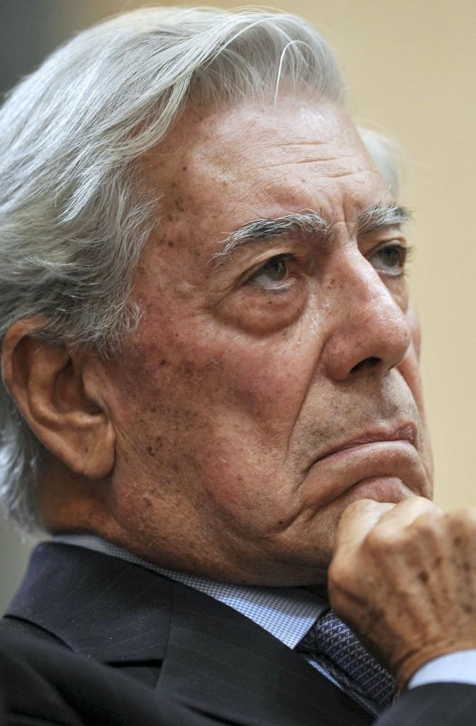 Mario Vargas Llosa. Efe.