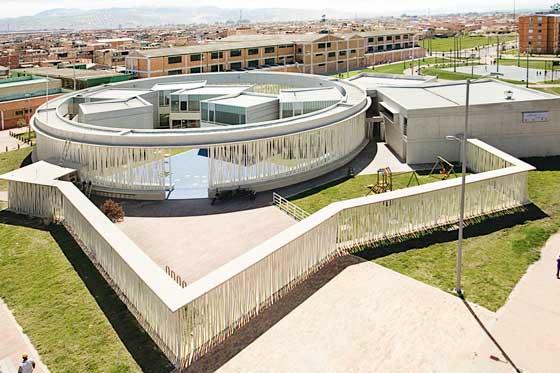 Proyecto seleccionado VII Bienal Iberoamericana: Jardín Social El Porvenir, Giancarlo Mazzanti.