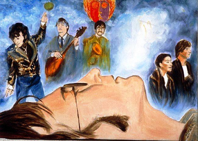 John Lennon. Tomada de: mediaspin.com
