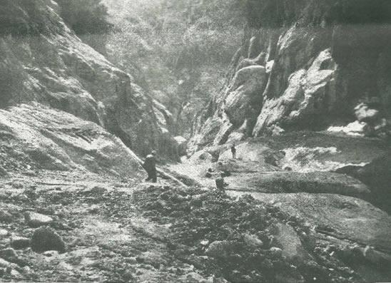 Armero Canon Rio Lagunilla