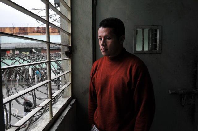 Jimmy Leal Chilantra, paciente de depresión crónica, está condenado a 32 años de prisión.
