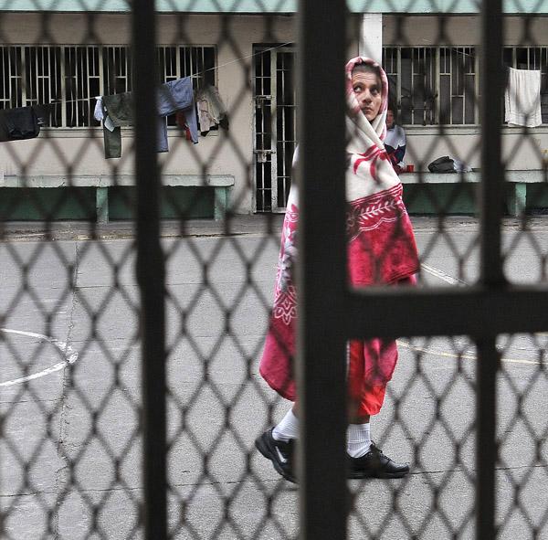 La Unidad de salud mental de la cárcel Modelo de Bogotá alberga 59 internos que tienen algún tipo de trastorno pero no estánn graves como para ir a una clínica de reposo.