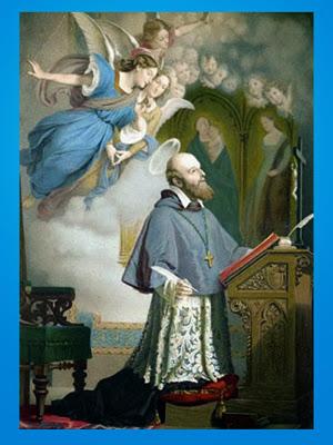 Oración al Santo Obispo San Francisco de Sales (Santo Patrono de los Periodistas y Escritores ) (Invocación)