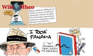 "I ""toc"" Panama"