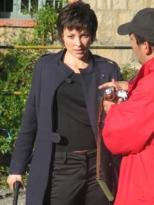 Carolina Gomez en Saluda al diablo de mi parte