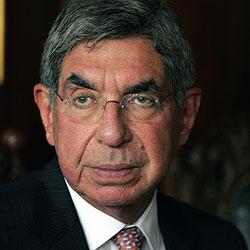 Oscar Arias. Premio Nobel de la Paz