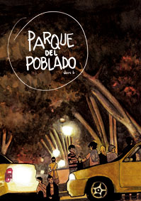 Parque del Poblado, una novela gráfica del colombiano Joni B