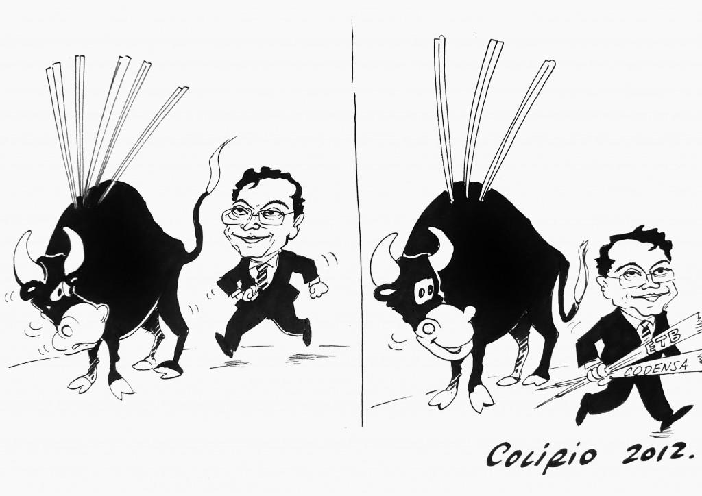 carica domingo 15 de enero de 2012