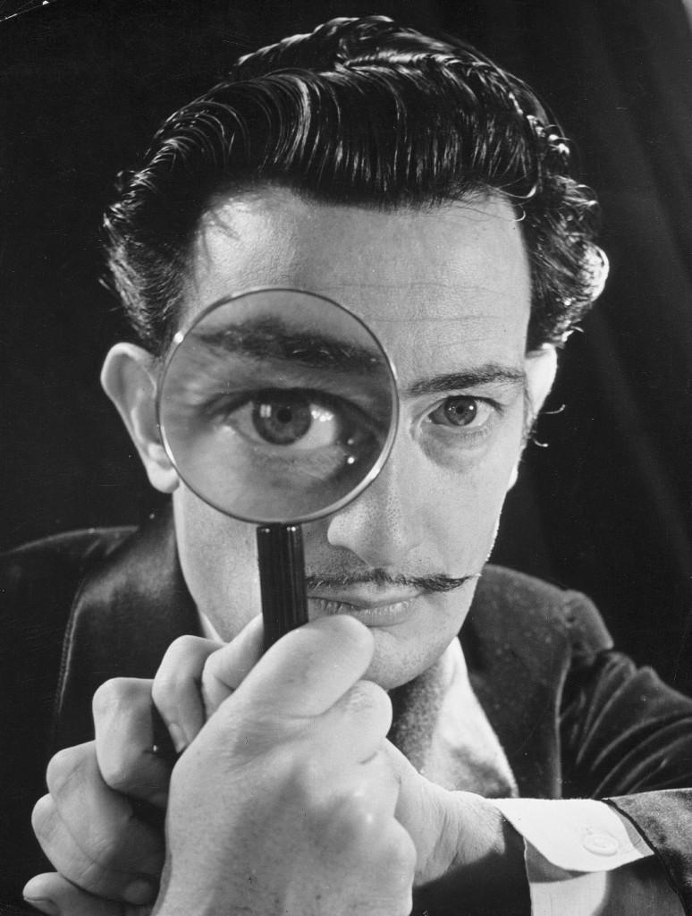 Salvador Dalí. Crédito: antiquity.tv
