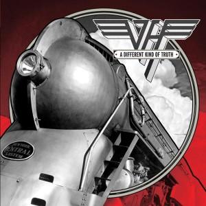 Carátula Oficial del nuevo álbum de Van Halen