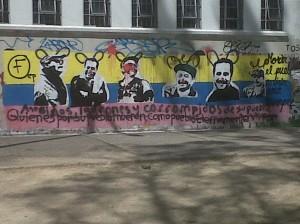 Reivindicación y contra-reivindicación de las FARC