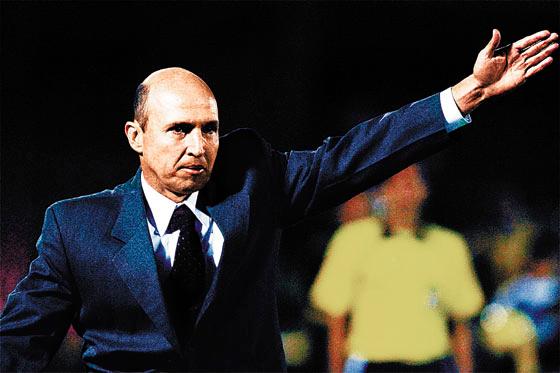 Javier Álvarez, gerente deportivo de Millonarios / Archivo