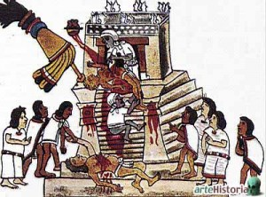 Huitzilopochtli - hijo de la diosa Coatlicue que daba la vida y la muerte- Códices