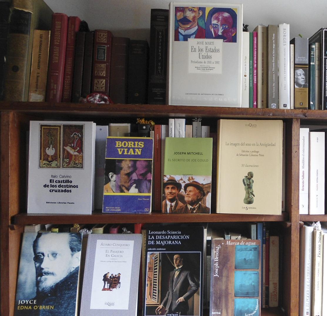 Libros comprados filbo 2012