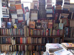 """Foto de la librería """"San Librario""""."""