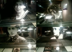 Julie, Milena, Felice, Dora