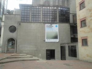 El antiguo teatro Odeón.