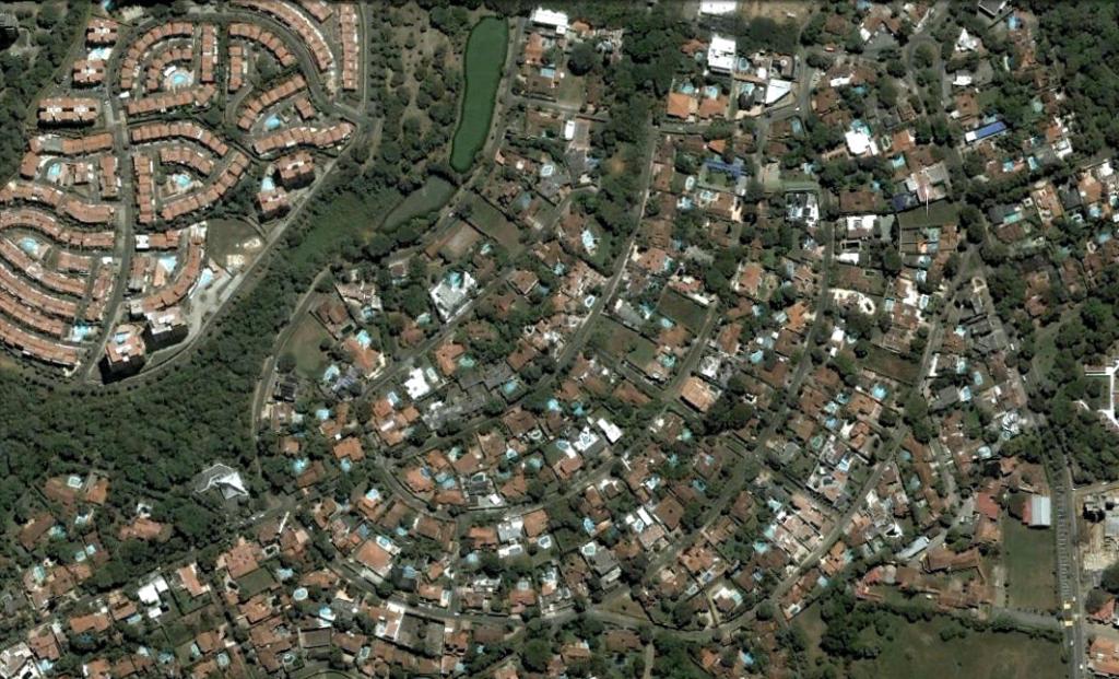 Segregaci n espacial en ciudades colombianas vista desde for Barrio ciudad jardin