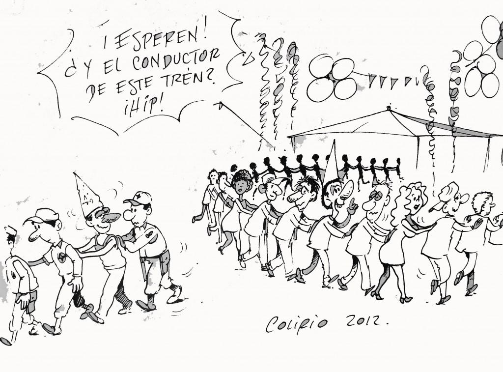 carica sabado 7 de julio de 2012