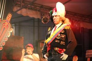 Julián Rodríguez en el Festival Bandola 2012.