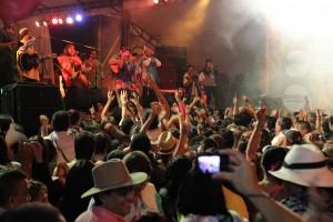 La agrupación Bandola, fundadora del Festival.