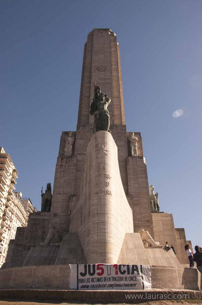 Monumento a la Bandera - foto: Laura Schneider