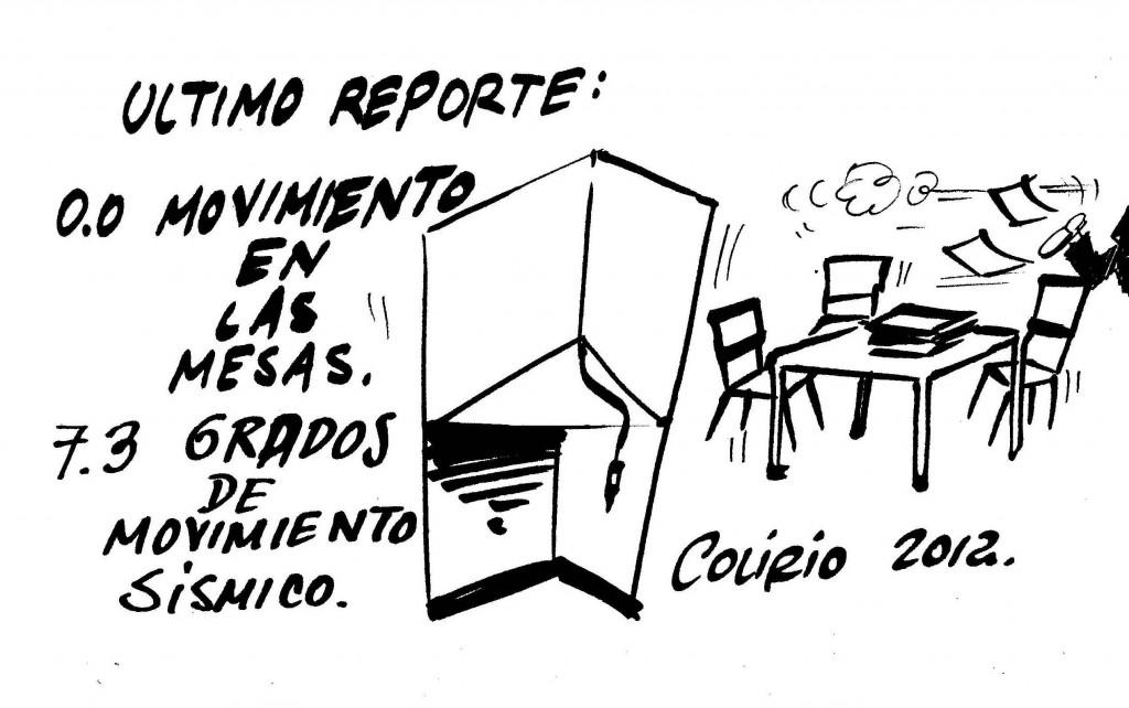 carica lunes 1 de octubre de 2012