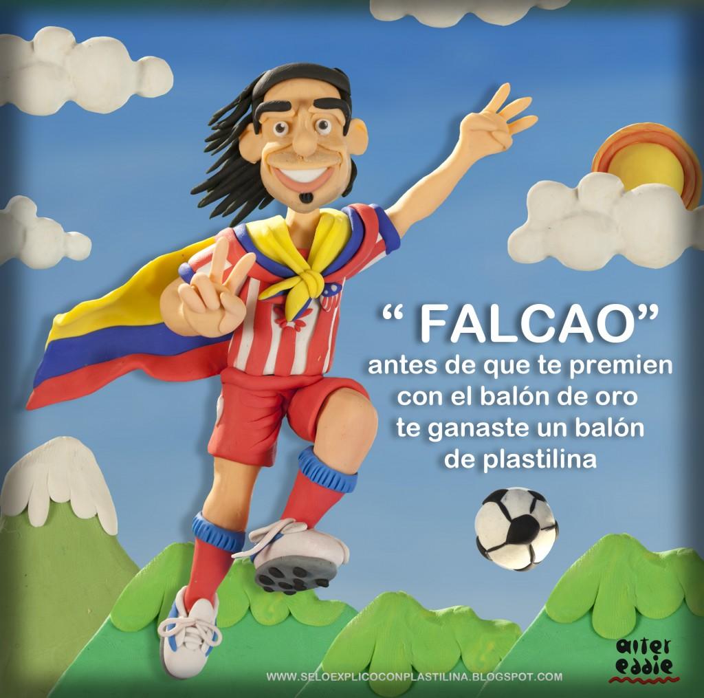FALCAO balon