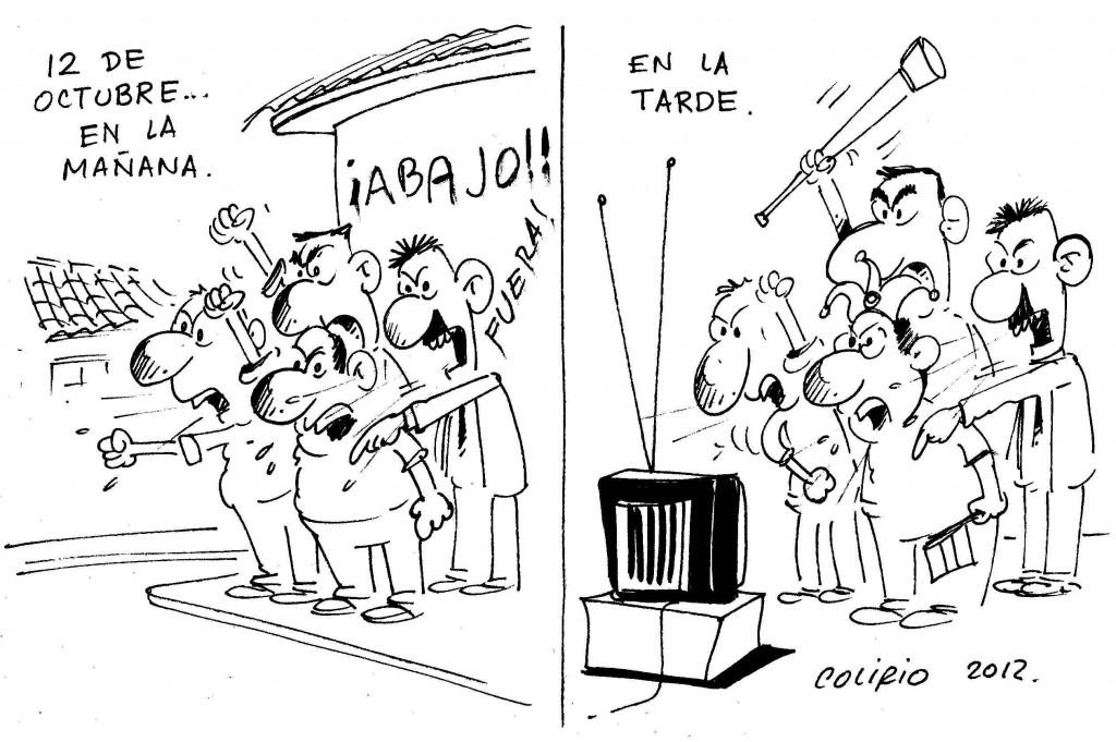 carica viernes 12 de octubre de 2012