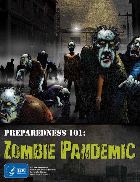 Pandemia Zombie