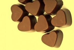 Chocolates corazòn