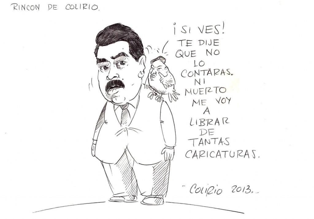 caricatura domingo 07 ablir 2013