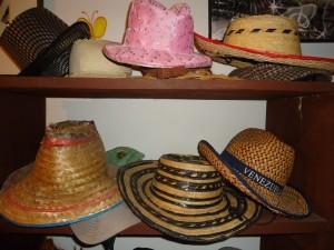 Hats in Aracataca