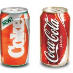 New Coke - Coca Cola Classic