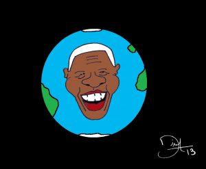 Nelson Mandela, más que un hombre un continente
